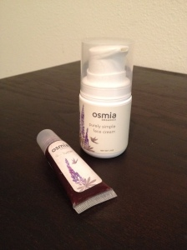 osmia lotion luster